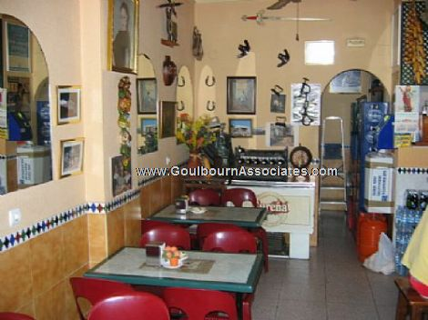 Property picture - Malaga - Freehold - Well Established Café Bar