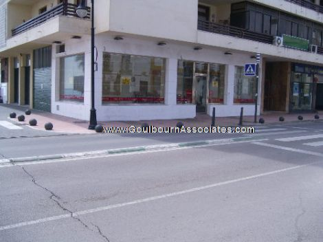 Property picture - Malaga - Vacant Shop