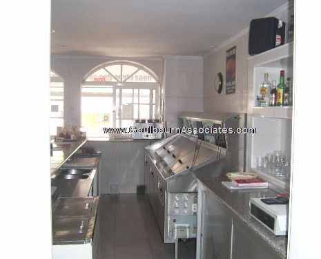 Property picture - Malaga - Traditional Fish And Chip Shop