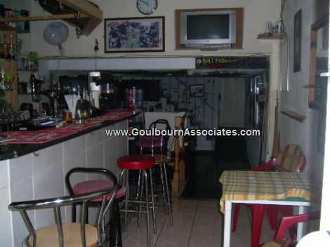 Property picture - Malaga - Bar With Long Terrace