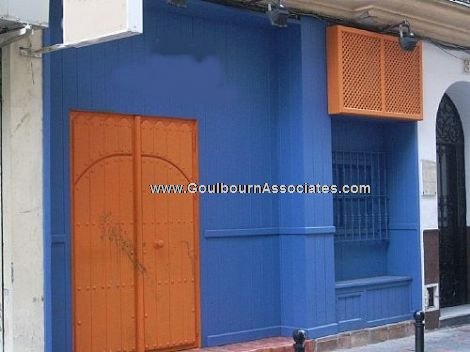 Property picture - Malaga - 100 M2 Former Bar - Freehold