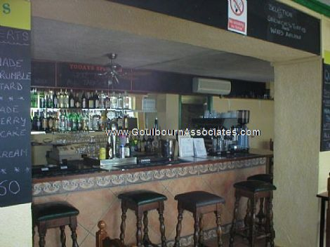 Property picture - Malaga - Cafe Bar Including 2 Bedroom Apartment - Central Location