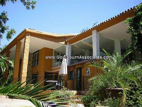 Property picture - Malaga - 6 Bedroom Villa Golden Mile