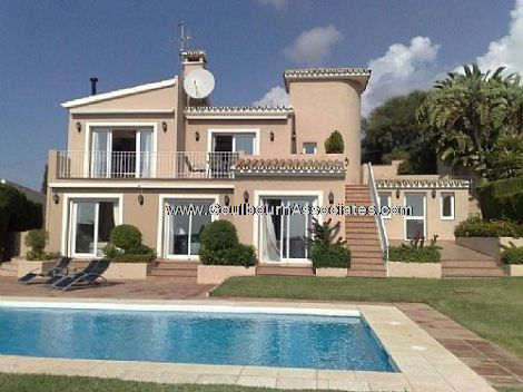 Property picture - Malaga - 4 Bedroom Villa Elviria