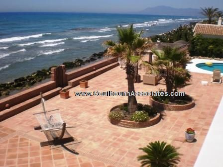 Property picture - Malaga - 5 Bedroom Beach Front Villa