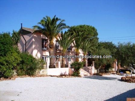 Property picture - Malaga - Lovely Finca With 15 Stables