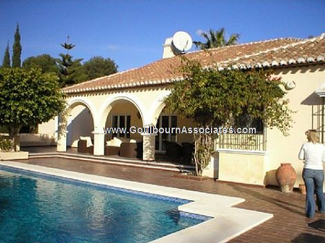 Property picture - Malaga - 4 Bedroom Villa Mijas Golf