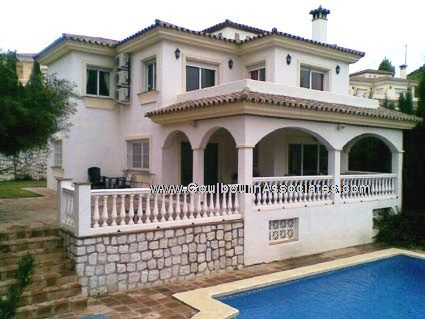 Property picture - Malaga - Modern 3 Bedroom Villa